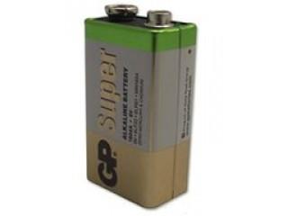 Battery Super Alkaline PP3